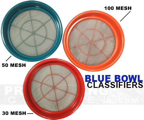 Blue Bowl Classifiers