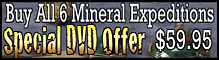 Mineral Expeditions DVD Offer