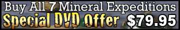 Mineral Expeditions Special Offer