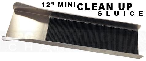EZ Folding Mini Clean Up Sluice Box
