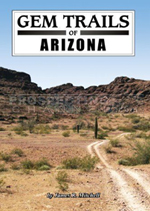 Gem Trails of Arizona Book
