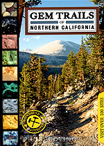 Gem Trails of Northern California Book