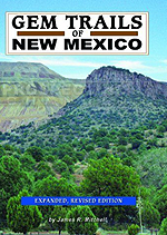Gem Trails of New Mexico Book