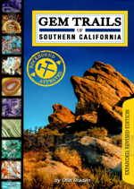 Gem Trails of Southern California Book