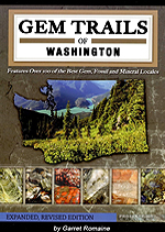 Gem Trails of Washington Book