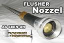 Flusher Nozzle