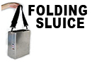 folding sluice