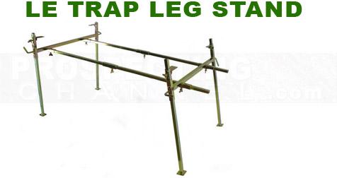 LE Trap Leg Stand