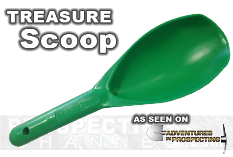 Plastic Treasure Scoop