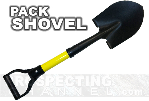 Pack Shovel